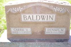 Carrie <i>Woods</i> Baldwin