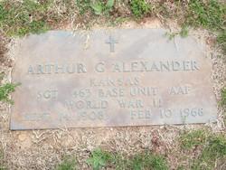 Arthur G. Alexander