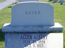 Allen Albert Baver