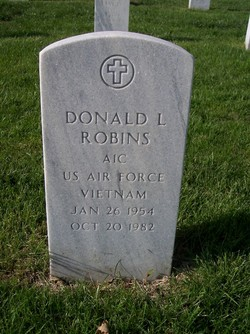 Donald Lee Robins