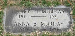 Anna B <i>Cocuzzi</i> Murray