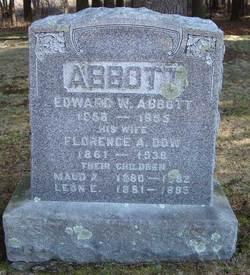 Edward W Abbott
