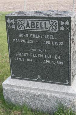 John Emery Abell
