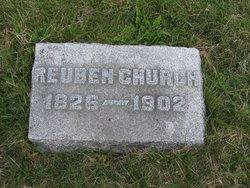 Reuben Church
