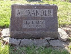 Elsie Mae Alexander