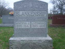Minerva J. <i>Leuty</i> Blankenship