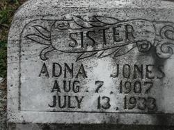 Adna <i>Jones</i> Gabbard