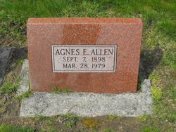 Agnes Ermina Allen