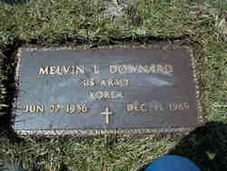 Melvin L Downard