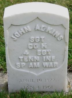 John W. Adkins