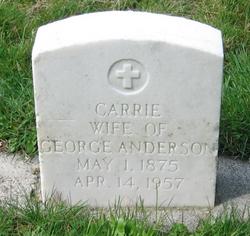 Carrie <i>Kastl</i> Anderson