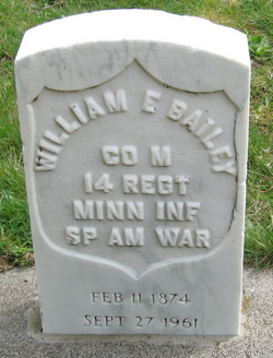 William Edwin Bailey