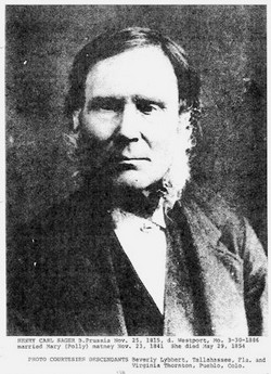Henry Carl Sager