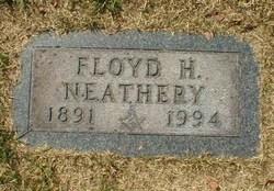 Floyd H Neathery