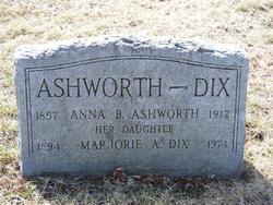 Anna B Ashworth