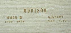 Gilbert L. Addison