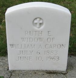Ruth Ella <i>Crowell</i> Caron