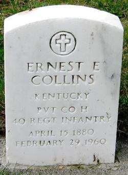 Ernest E. Ernie Collins