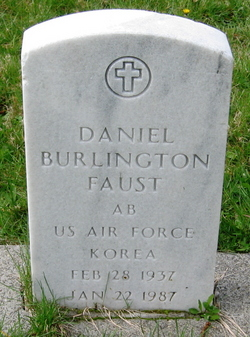 Daniel Burlington Faust