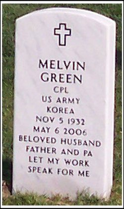 Corp Melvin A Green