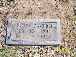 Charity <i>Persons</i> Campbell
