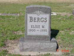 Elsie M.O. <i>Dahlke</i> Bergs