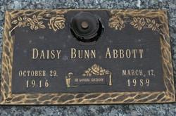 Daisy Bunn Abbott