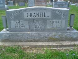 Harold J Cranfill