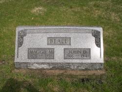 Maggie M. <i>Black</i> Beall