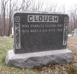 Mary Eleanor <i>Fernald</i> Clough