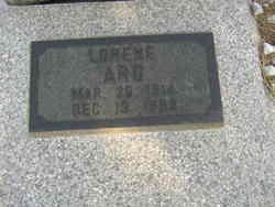 Lillian Lorene Lorene <i>Deer</i> Ard