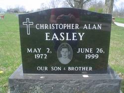 Christopher Alan Easley