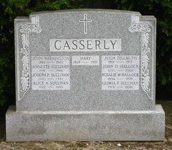 Annette <i>Casserly</i> Sullivan