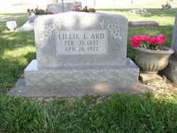 Lillie L. Ard