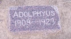 Adolphus Burton