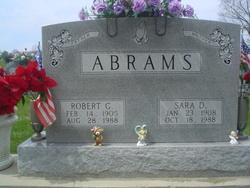 Robert G Abrams