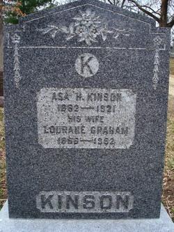 Asa H. Kinson