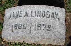 Althea Jane Lindsay