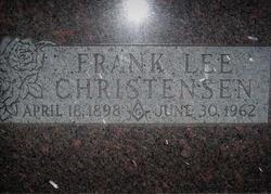 Frank Lee Christensen