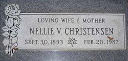 Nellie V Christensen