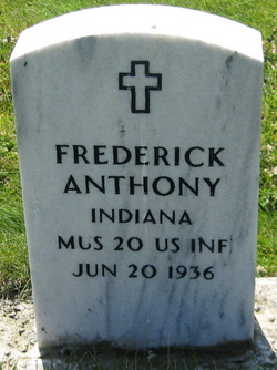 Frederick Anthony