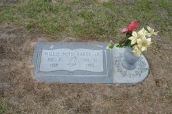 Willie Boyd Baker, Jr