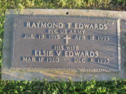 Raymond T Edwards