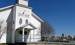 Willow Island Baptist Church Cemetery