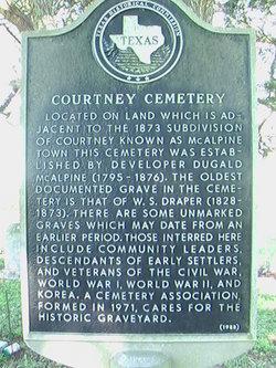 Courtney Cemetery
