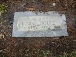 Clara Bell Ledbetter