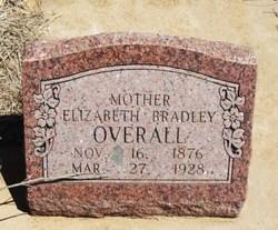 Elizabeth <i>Bradley</i> Overall