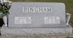 Alza Mae <i>Buskirk</i> Bingham