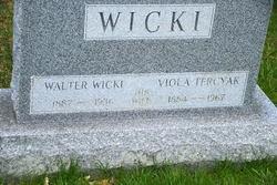 Viola <i>Tercyak</i> Wicki