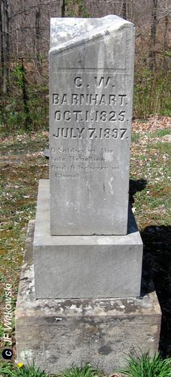 George Washington Barnhart, Sr